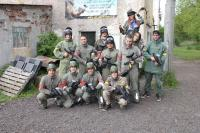 Paintball 8.5.2014 - 8