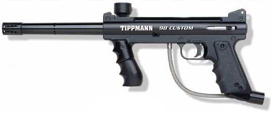 Tippmann 98 rental act